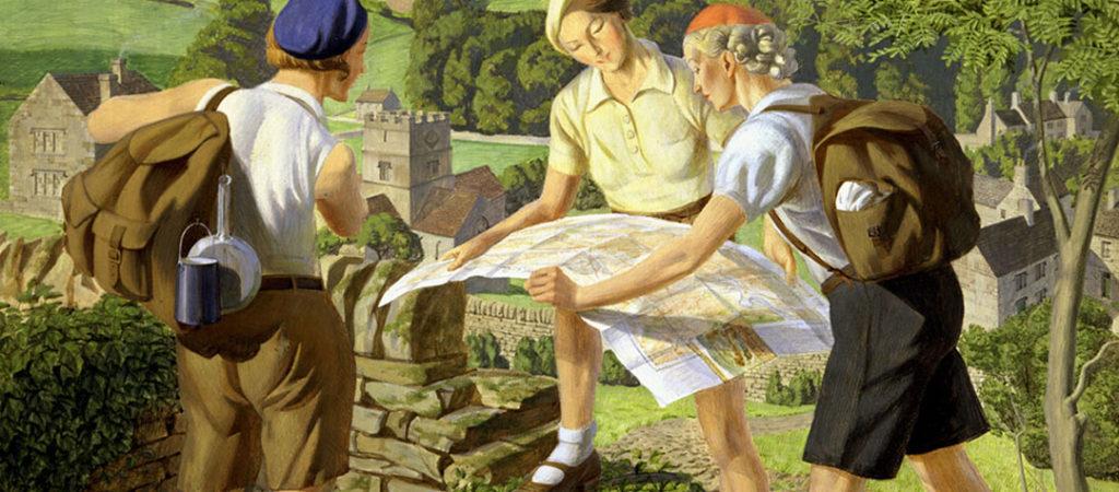 Hikers 1930s